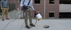 extincteur-basse-frequence-300x128 Éteindre le feu par ondes sonores !