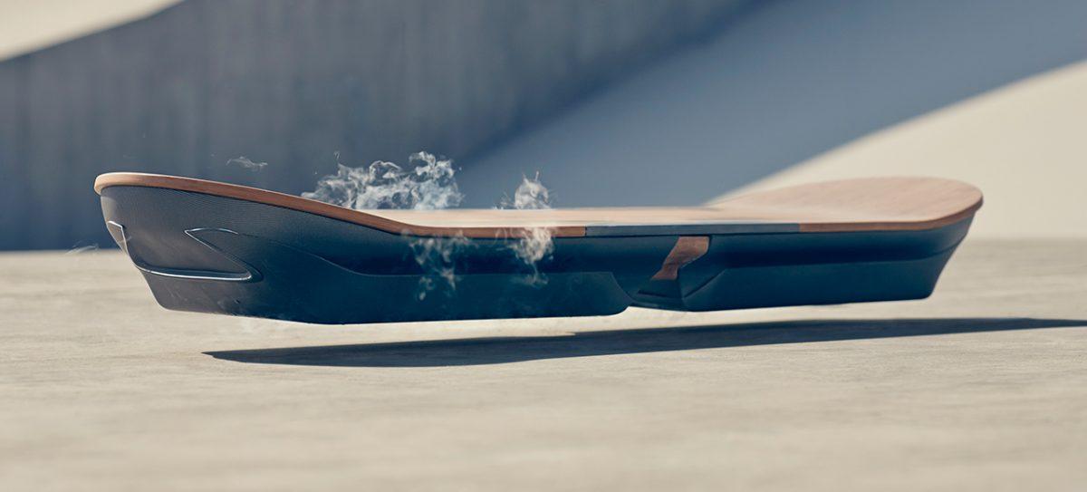 slide lexus hoverboard
