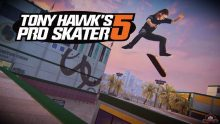 tony hawk pro skater 5 bande annonce gameplay