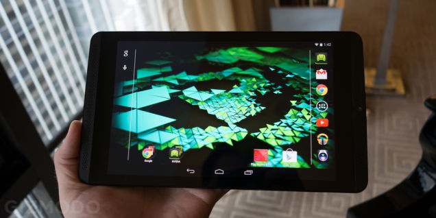 nvidia-SHIELD-Tablet-1 Tablettes tactiles: le futur du jeu-vidéo ou simple divertissement ?