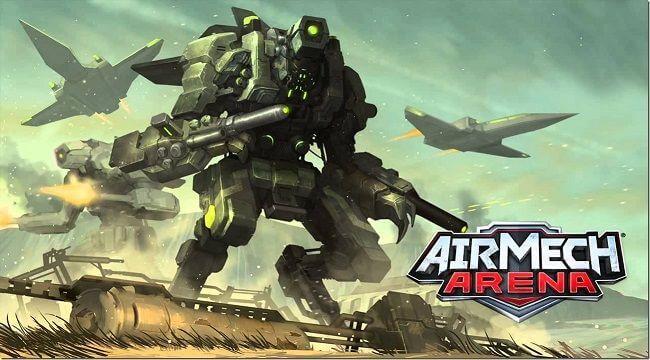 airmech-arena-jeu-gratuit Liste des six meilleurs jeux gratuit disponible sur PS4 et PC