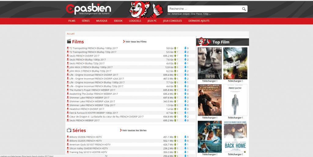 films gratuitement sans sinscrire avec utorrent