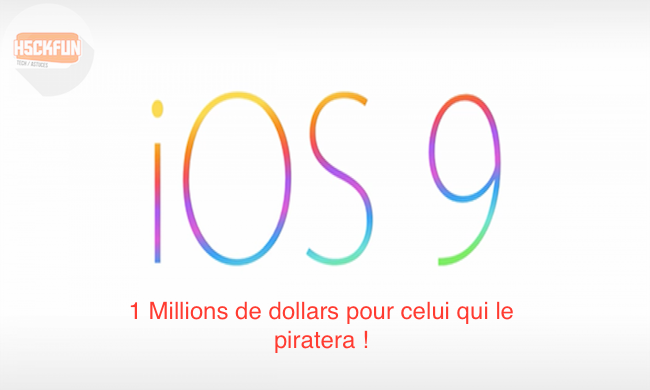 Article-piratage-ios9 Jailbreak IOS 9 : Celui qui pirate IOS 9 remporte 1 million de dollars !