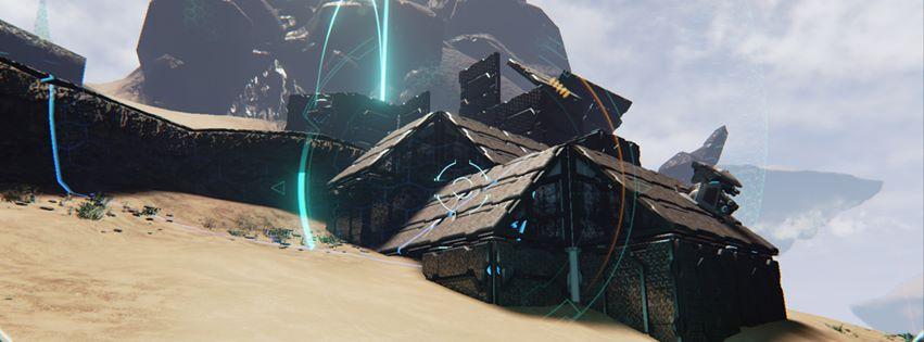 Eden Star jeu créé avec Unreal Engine