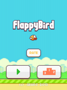 flappy bird créer un jeu-vidéo