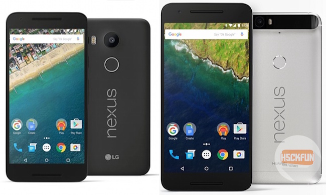 google Nexus 5x 2015