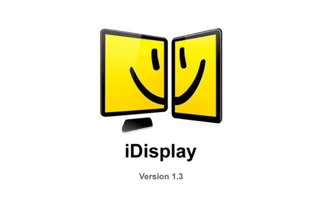 idisplay transformer sa tablette en écran