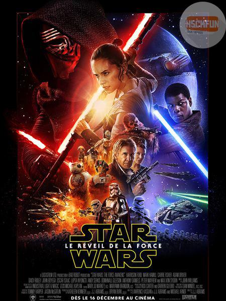 Affiche-officielle-Star-Wars-VII Star Wars VII Le Réveil de la Force : La bande-annonce !