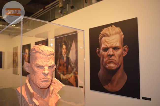 Sculpture en argile l'art dans le jeu-vidéo