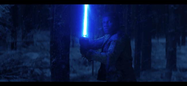Finn-Jedi-compressor Star Wars VII Le Réveil de la Force : La bande-annonce !