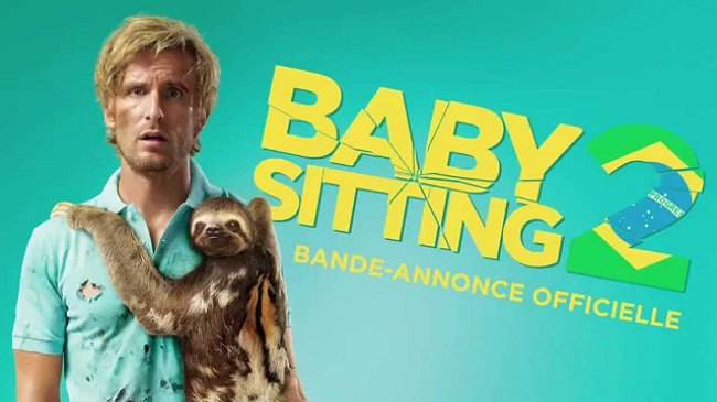 babysitting 2 bande annonce 2015