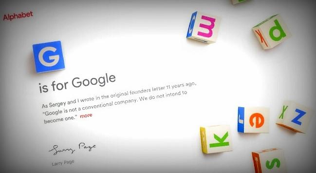google nom de domaine alphabet