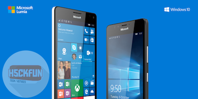 Windows Lumia conférence de microsoft 2015