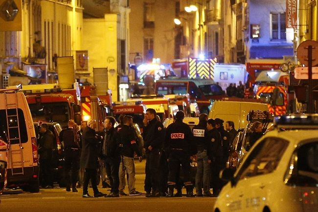 attentat paris bataclan concert