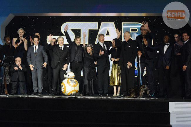 Casting star wars 7