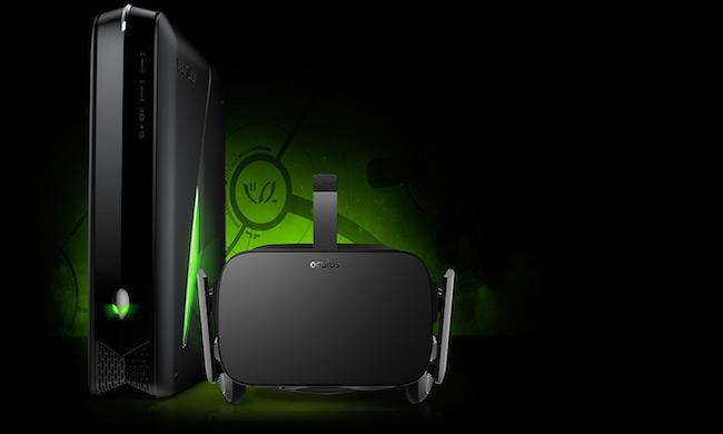 Alienware X51 oculus rift