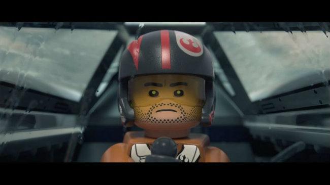 starwarslego Le jeu vidéo LEGO Star Wars VII dévoile son premier trailer