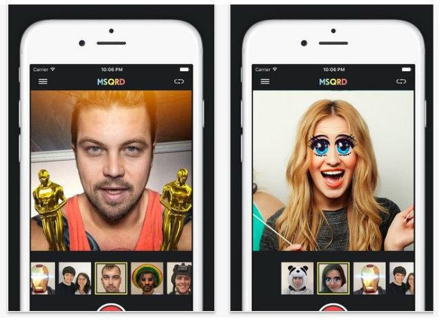 Masquerade-App Facebook rachète Masquerade pour concurrencer Snapchat