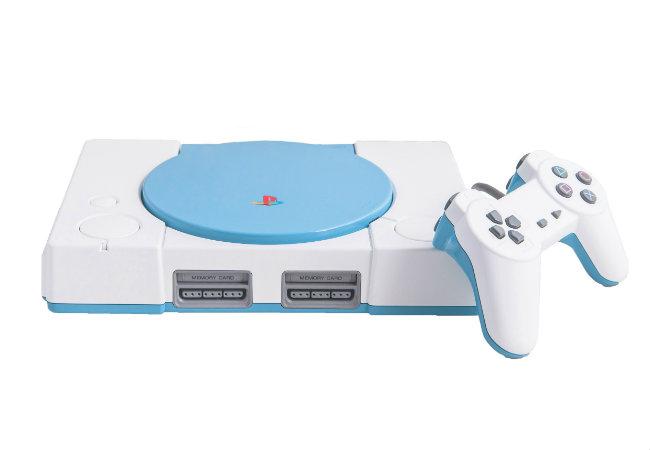lekki-ps1 Lëkki continue dans le vintage électronique avec la PlayStation 1
