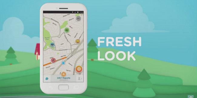 waze_new_android Après iOS, Waze va déployer sa nouvelle interface sur Android
