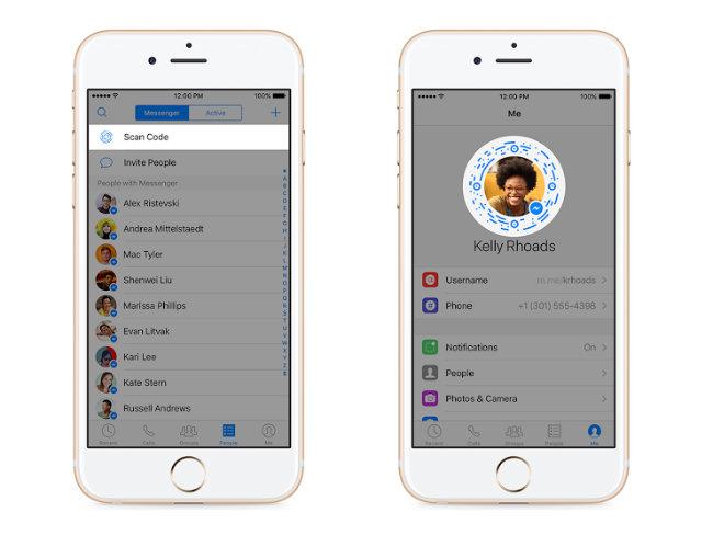 messenger-newupdate Messenger code : un nouveau moyen de se faire des amis