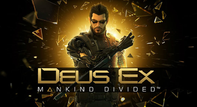 Deus-Ex-Mankind-Divided Une nouvelle bande-annonce pour Deus Ex: Mankind Divided