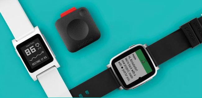 pebble-2 Pebble fait une nouvelle campagne Kickstarter pour ses prochains produits