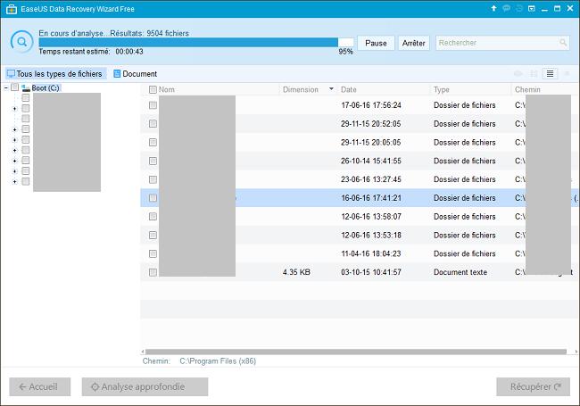 easeus-recuperer-fichiers-perdus Récupérer des fichiers perdus pendant une mise à niveau Windows 10