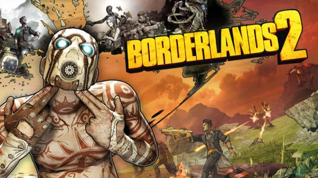 bd2 Borderlands 2 est disponible sur la Shield Android TV