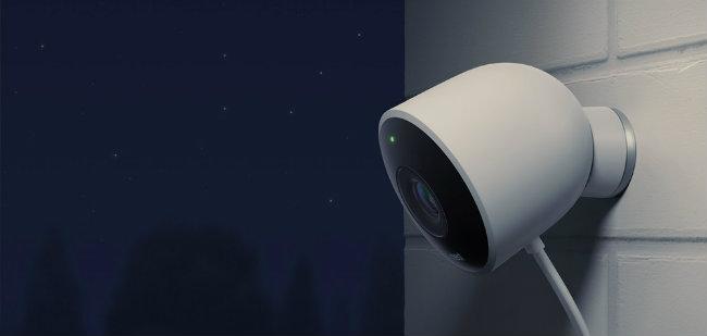 nestcam5 Nest Cam Outdoor : la caméra d'extérieur de Nest