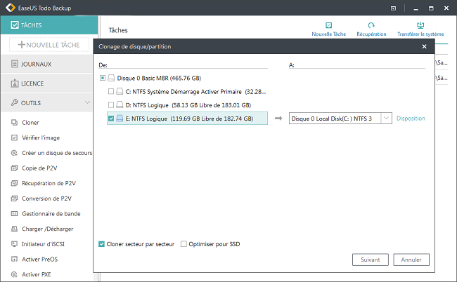 sauvegarder-windows-10-cle-usb Comment sauvegarder son PC Windows 10 avec un logiciel de backup ?