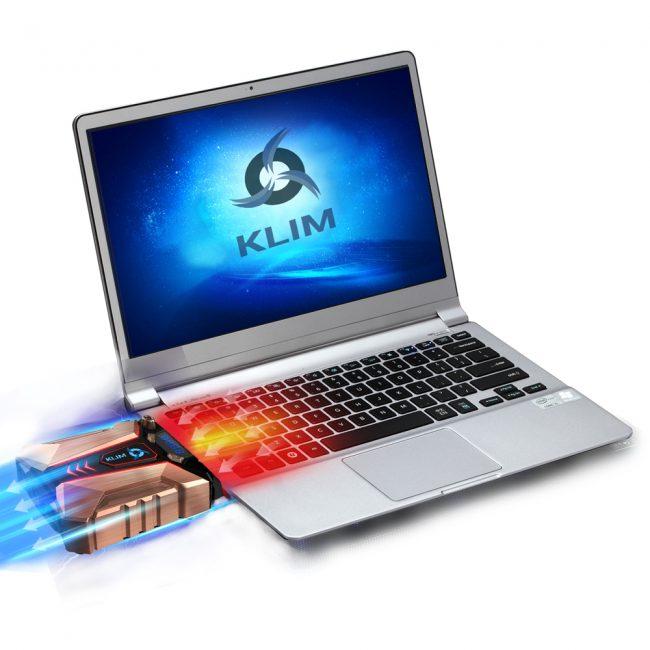 Refroidir Son Pc Portable Avec Klim Cool