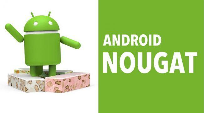 Android-Nougat-7-e1484048818924 Liste des terminaux qui vont bénéficier d'Android 7.0 Nougat + dates de Màj