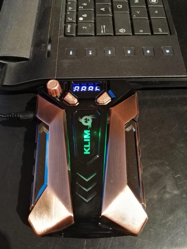 IMG_20170126_192654-e1485458171422 Test Klim Cool + : idéal pour refroidir son pc portable