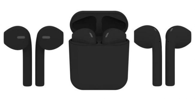 gsmarena_002-e1485885880305 Une start-up repeint les Airpods d'Apple en noir pour 99$