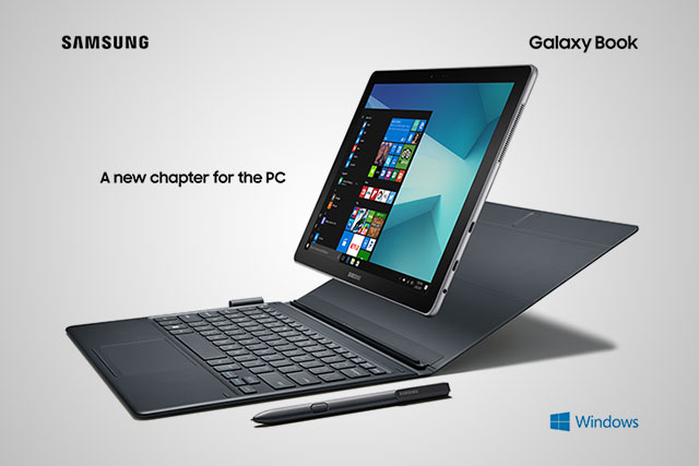 Galaxy-Book Présentation de la Samsung Galaxy Book : une tablette hybride sous Windows 10