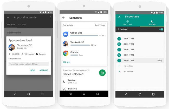 nexus2cee_family-link-e1489769743622 Un nouveau compte Android pour les moins de 13 ans