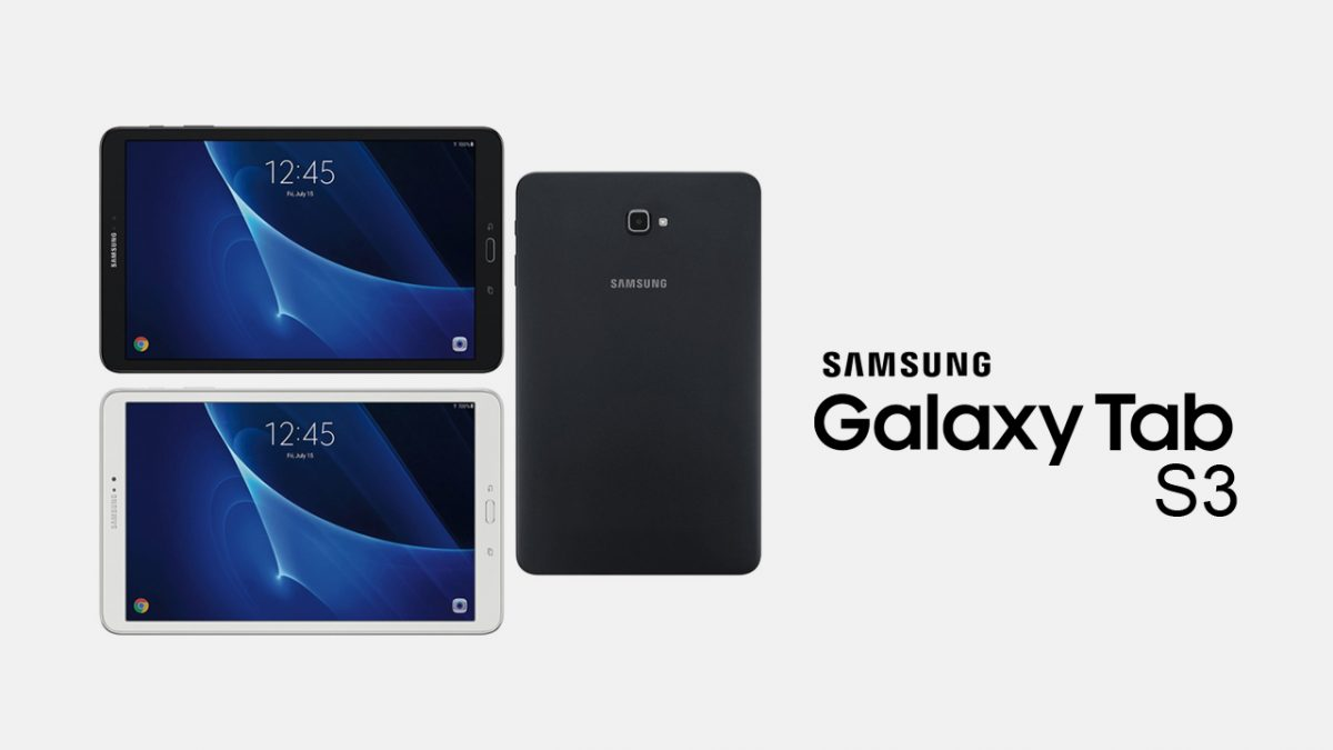 Galaxy-Tab-S3 Galaxy Tab S3 : la nouvelle tablette de Samsung, le concurrent principal de l'iPad Pro