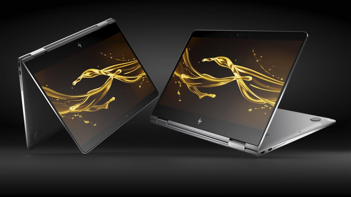 HP-Spectre-13.3-x360 x360 Spectre : HP associe le style et les performances pour les nouveaux modèles