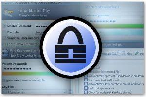 KeePass-300x200 Protéger ses données personnelles sur internet : 5 conseils à appliquer dès maintenant.