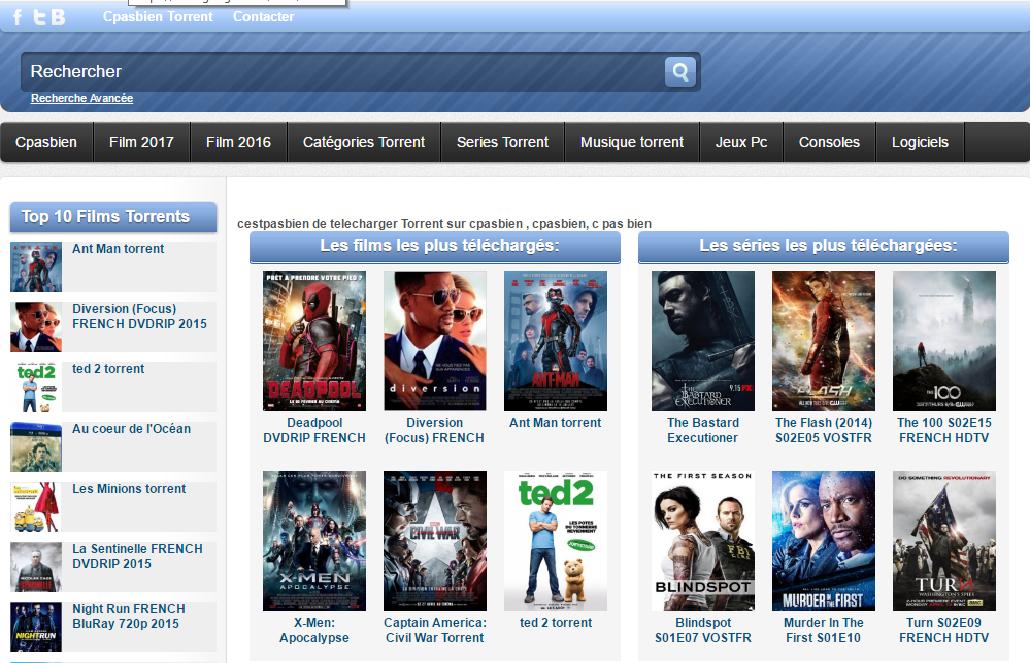 cpabien-téléchargement-films-site Meilleurs sites de téléchargement gratuits films et séries