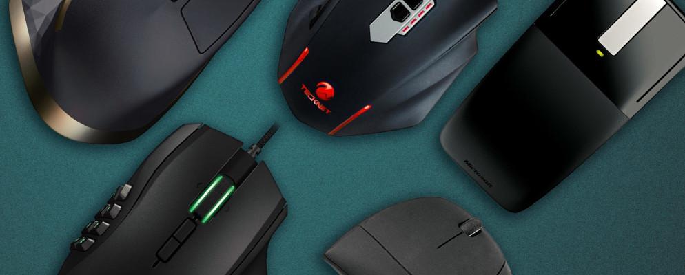 différents-types-souris-gaming Guide : les 11 choses essentielles à savoir pour bien choisir votre souris gaming