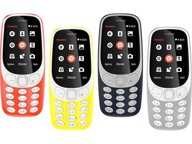 nokia_3310-h5ckfun Nokia 3310 2017, le téléphone culte est de retour