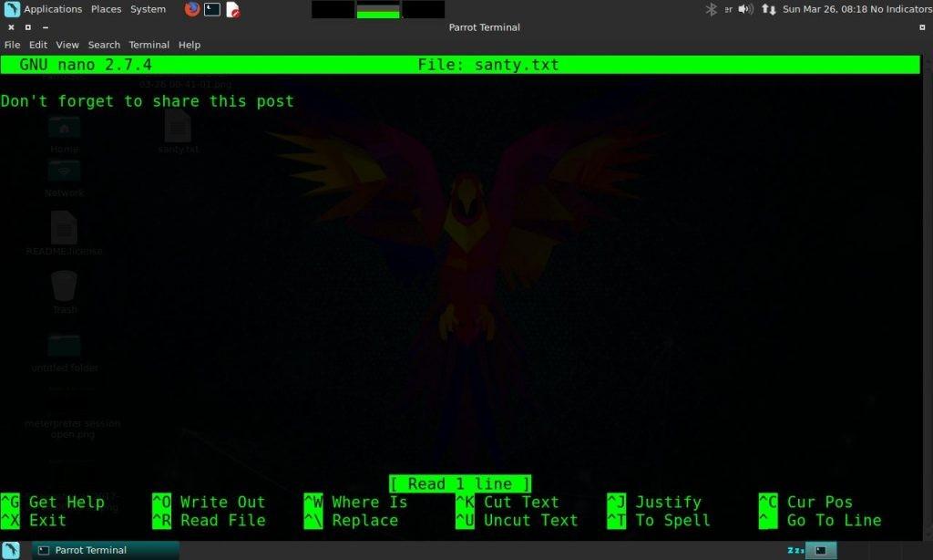 lecture-h5ckfun Commandes basiques du hacking avec Kali Linux