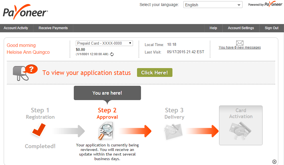 how-to-use-payoneer-2 Comment utiliser Payoneer pour recevoir des paiements ou rémunérer du personnel à distance