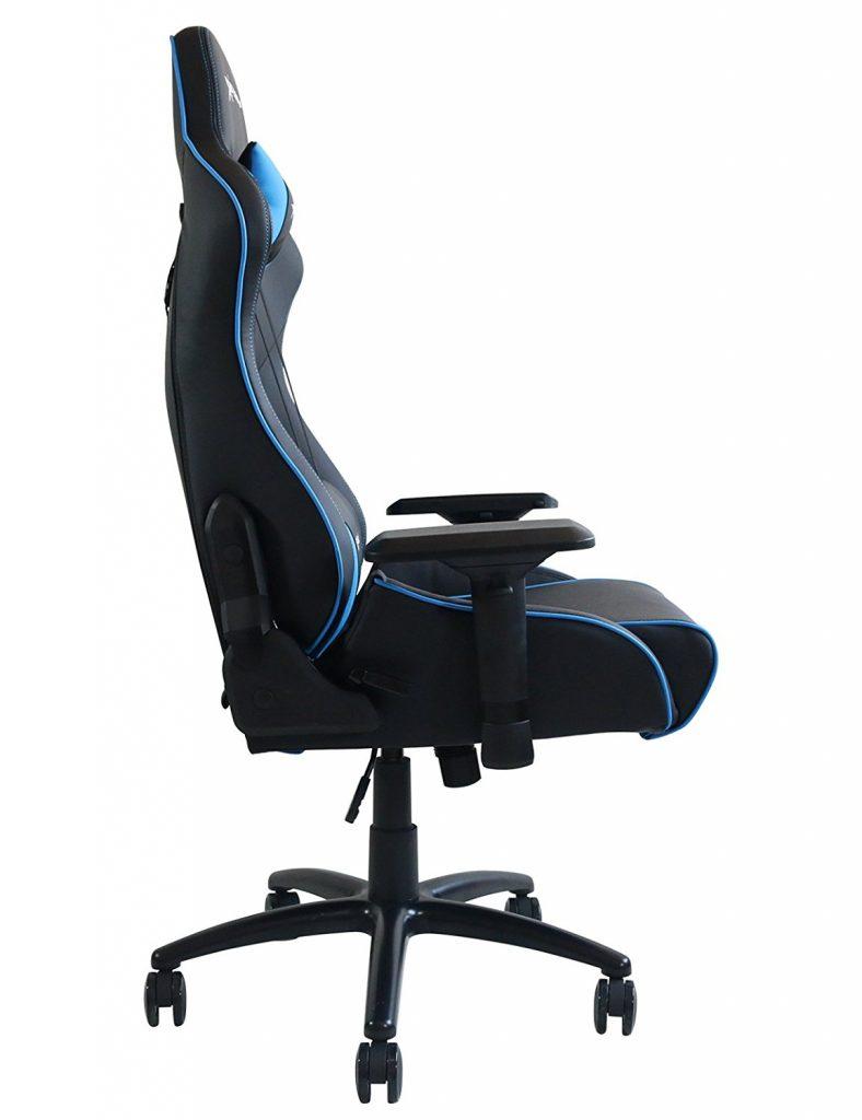 EWIn Flash XL : chaise confortable pour joueurs exigeants