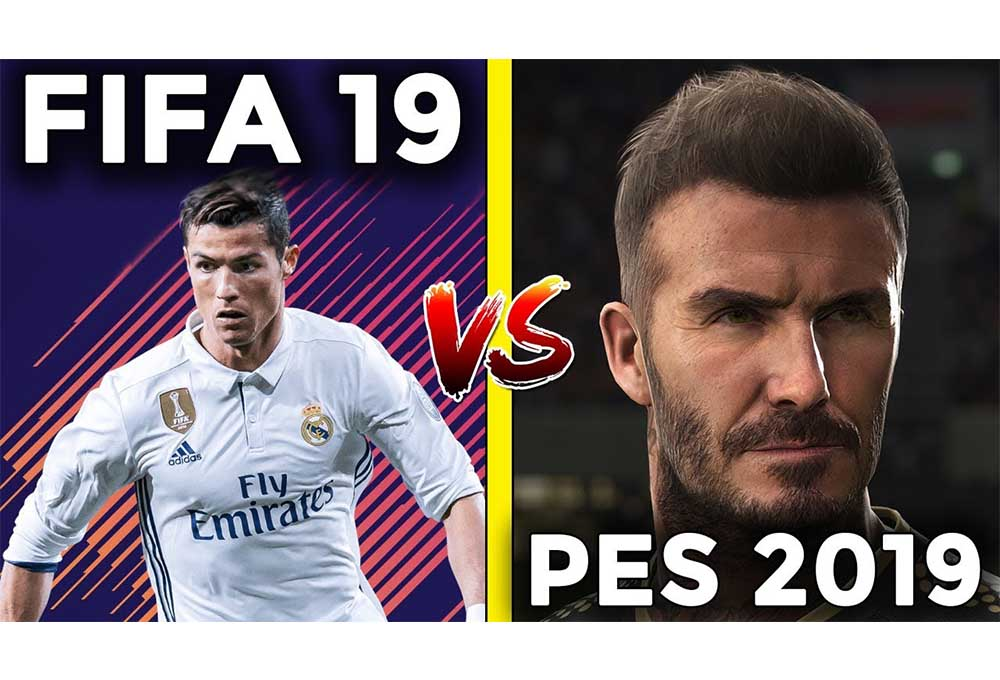 Fifa 19 Vs Pes 2019 Which Is The Best Football - Www